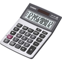 CALCULADORA DE MESA CASIO MX120S