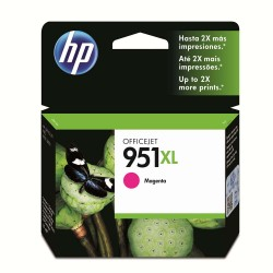 Cartucho de Tinta HP Magenta Officejet 951 XL