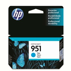 Cartucho de Tinta HP Ciano Officejet 951