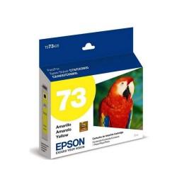 Cartucho de Tinta Epson 73N Amarelo