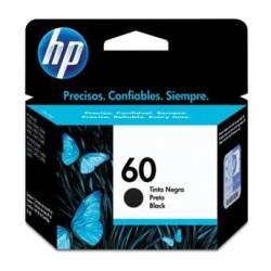 Cartucho de Tinta HP 60 Preto